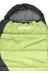 CAMPZ Desert Pro 300 Schlafsack grün/schwarz